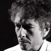 Live in Person, Bob Dylan and his band