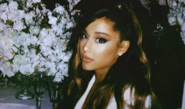 Ariana Grande 7 semanas nº1 en la Hot 100 con Thank u, next
