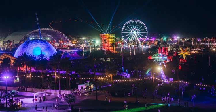 Cartel del Coachella 2019