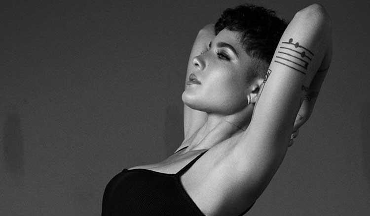 """Halsey nº1 en la lista Hot 100 con """"Without me"""""""