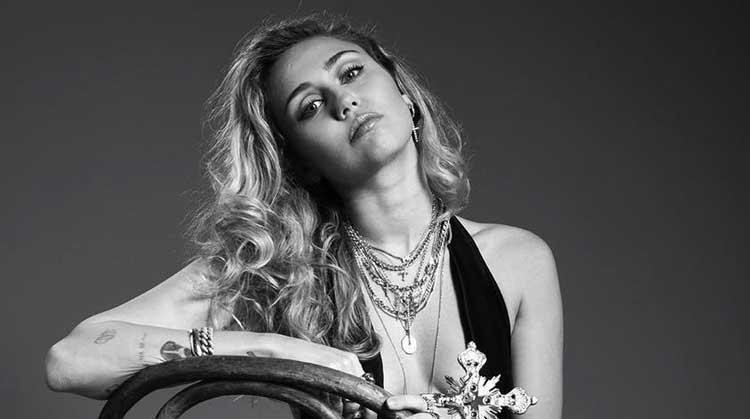 Miley Cyrus actuará en la 61ª edición de los Grammy