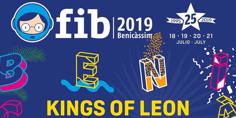 Kings of Leon al FIB 2019