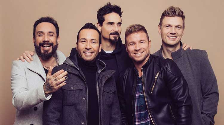 "Backstreet Boys nº1 en la Billboard 200 con ""DNA"""