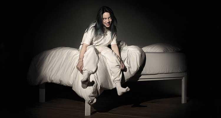 Billie Eilish nº1 en la lista Billboard 200