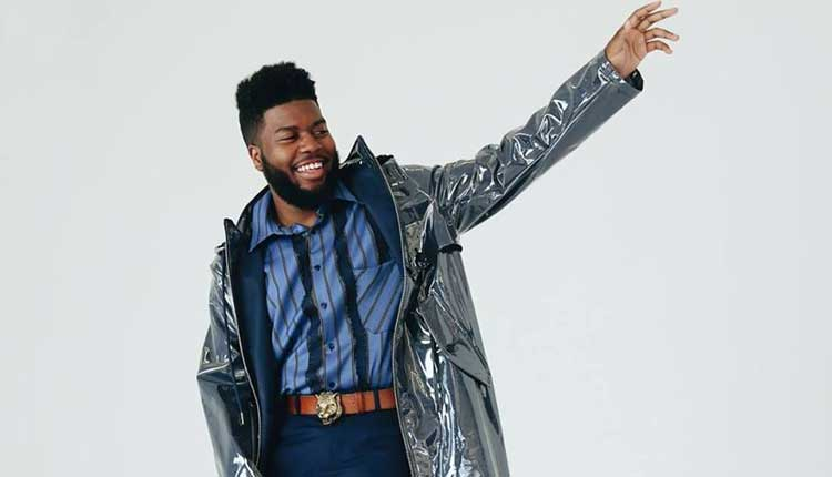 Khalid nº1 en la Billboard 200 con 'Free spirit'