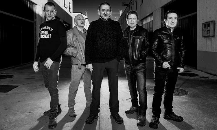 La Polla Records nº1 en discos en España con 'Ni descanso..'