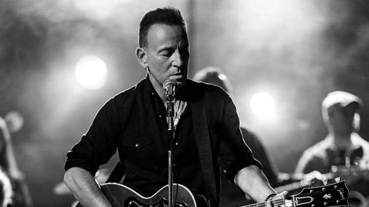 Bruce Springsteen en los vídeos de la semana