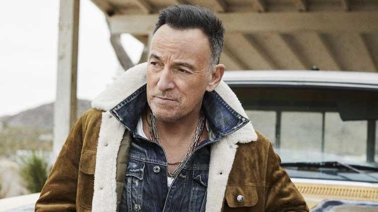 Bruce Springsteen nº1 en discos en UK con 'Western stars'