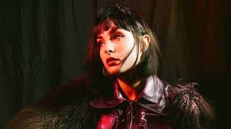 Natalia Lacunza nº1 en discos en España con 'Otras alas'