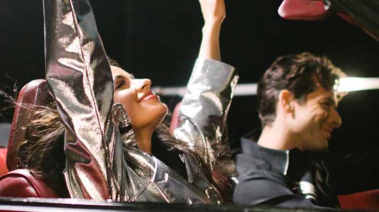 Mark Ronson con Camila Cabello en los vídeos de la semana