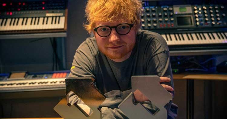 Doble nº1 de Ed Sheeran en UK