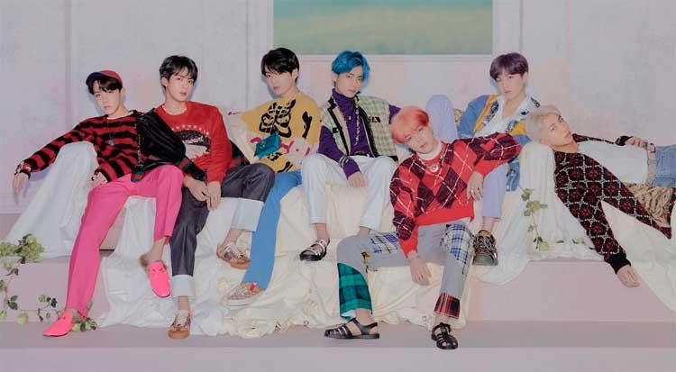 'BTS World' repite nº1 en discos en España