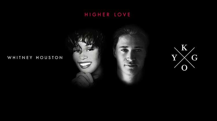 Kygo con Whitney Houston en los vídeos de la semana