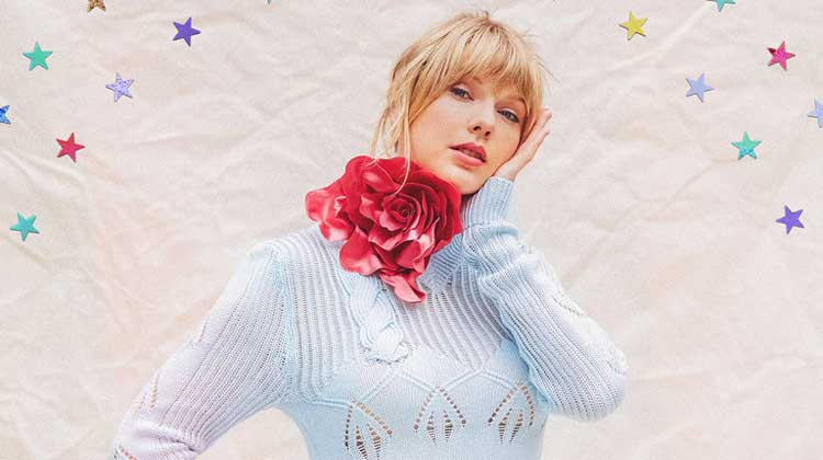 Taylor Swift nº1 en la Billboard 200 con 'Lover'