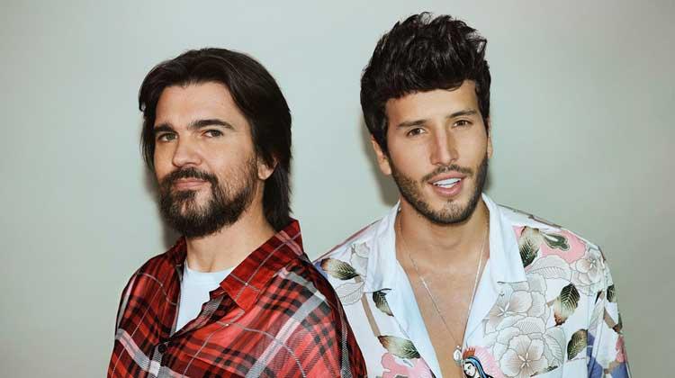 Juanes con Sebastián Yatra en los vídeos de la semana