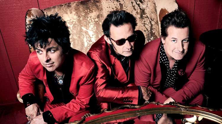 Se anuncia el decimotercer álbum de Green Day