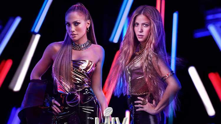 Jennifer Lopez y Shakira a la Super Bowl 2020
