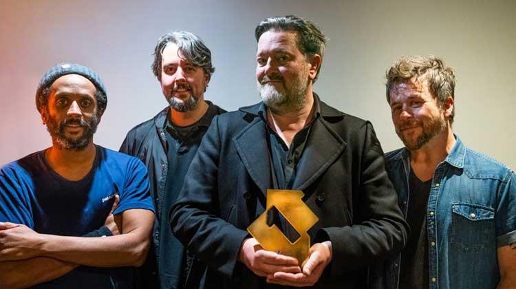 Elbow nº1 en discos en UK con 'Giants of all sizes'