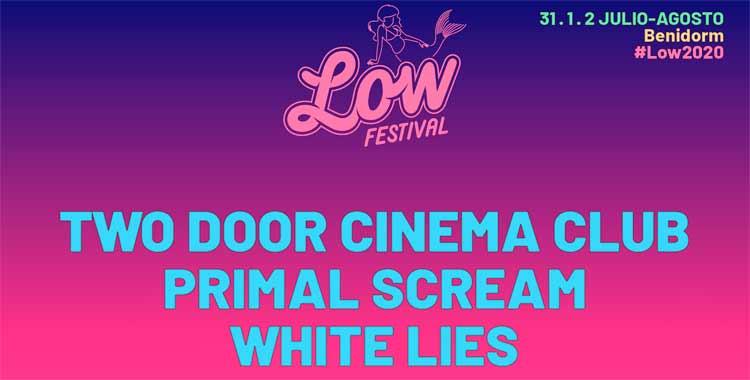 Cartel del Low Festival 2020