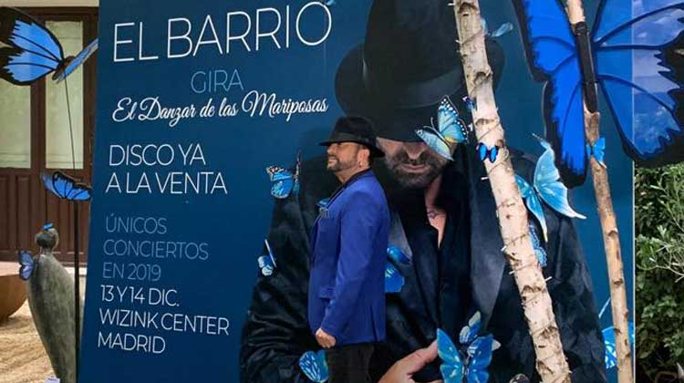 El Barrio e India Martínez en las novedades de la semana