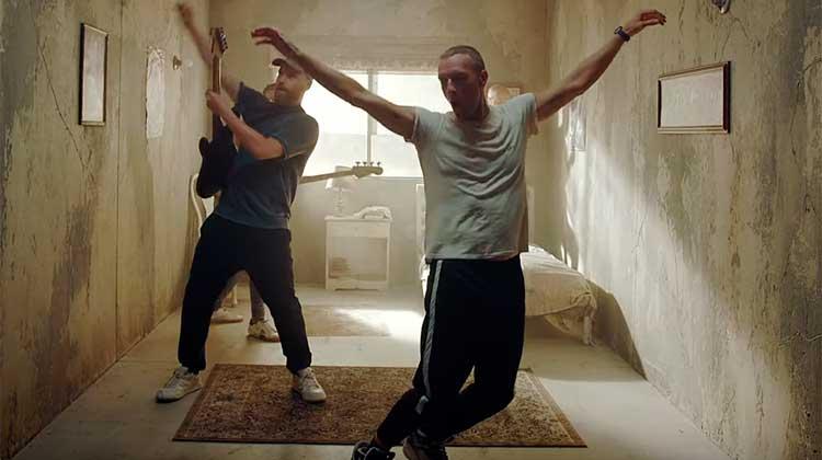 Coldplay en los vídeos de la semana