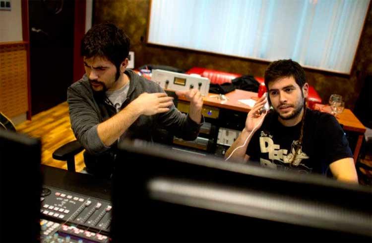 Estopa nº1 en ventas de discos en España con 'Fuego'