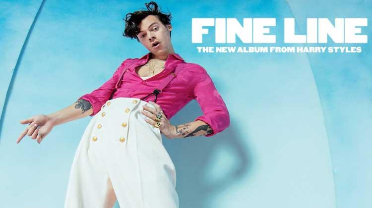 Harry Styles a tiempo para Navidad con 'Fine line'