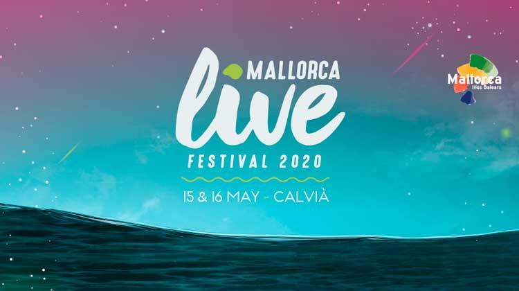 Cartel del Mallorca Live Festival 2020