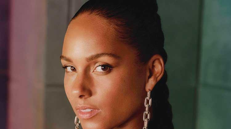 Alicia Keys repetirá como presentadora de los Grammy