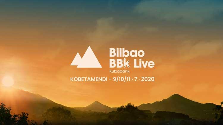 Primeras confirmaciones para el Bilbao BBK Live 2020