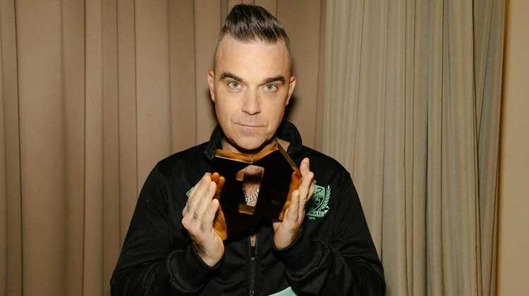 Robbie Williams nº1 en UK con 'The Christmas present'
