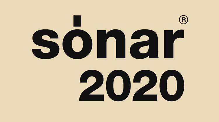 Programación Sónar 2020