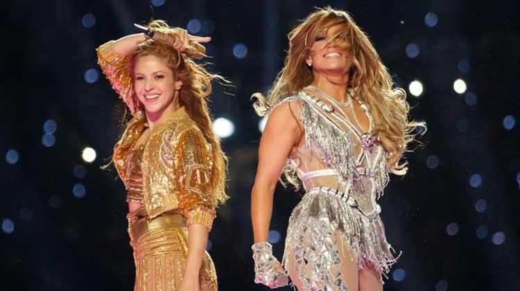 Concierto de Jennifer Lopez y Shakira en la Super Bowl 2020