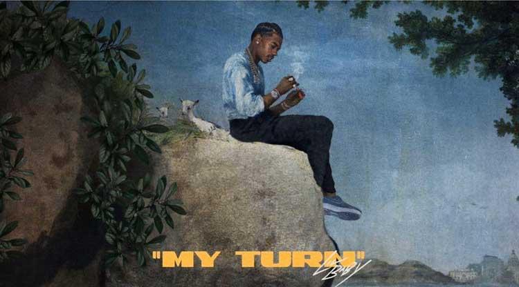 Lil Baby nº1 en la Billboard 200 con 'My turn'