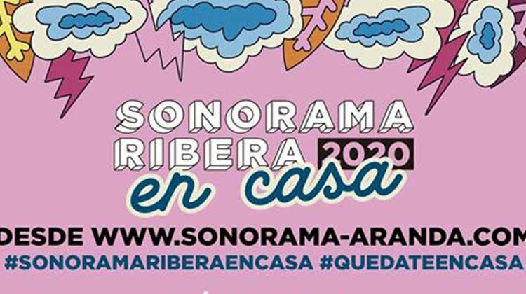 Sonorama Ribera 2020 en casa