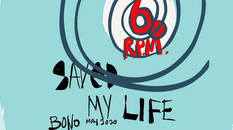 Bono celebra su 60 cumpleaños