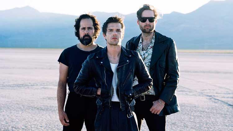 The Killers nº1 en LaHiguera.net con 'Fire in bone'