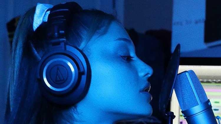 Las colaboraciones de Ariana Grande