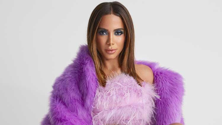 Anitta prepara nuevo disco con Ryan Tedder