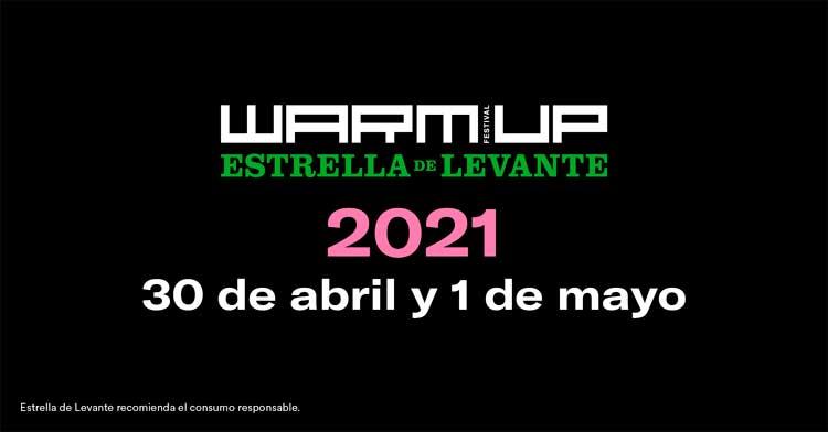 WARM UP también decide volver en 2021