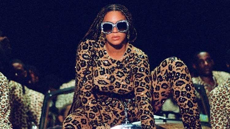 Un álbum visual de Beyoncé