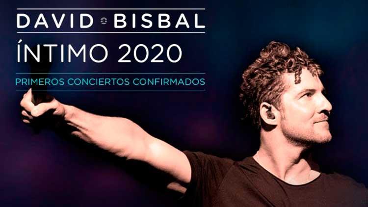 David Bisbal Íntimo 2020