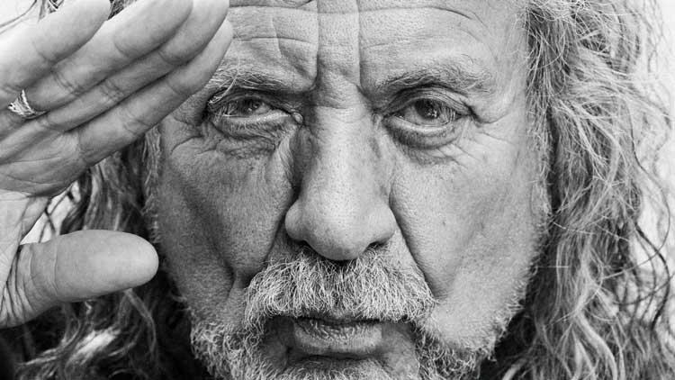Álbum recopilatorio en solitario de Robert Plant