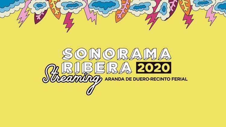 Cartel del Sonorama Streaming 2020