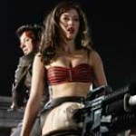 Planet terror y Death Proof en agosto