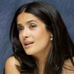 Salma Hayek en Lake House
