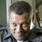 "Laurence Fishburne en ""Predators"""