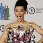 5 Juno Awards para Nelly Furtado
