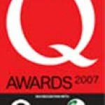 Nominaciones a los Q Awards 2007
