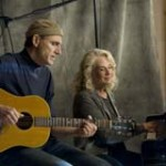 James Taylor y Carole King en directo